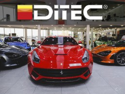 Ditec Middle East Auto Care - Main Ferrari Photo